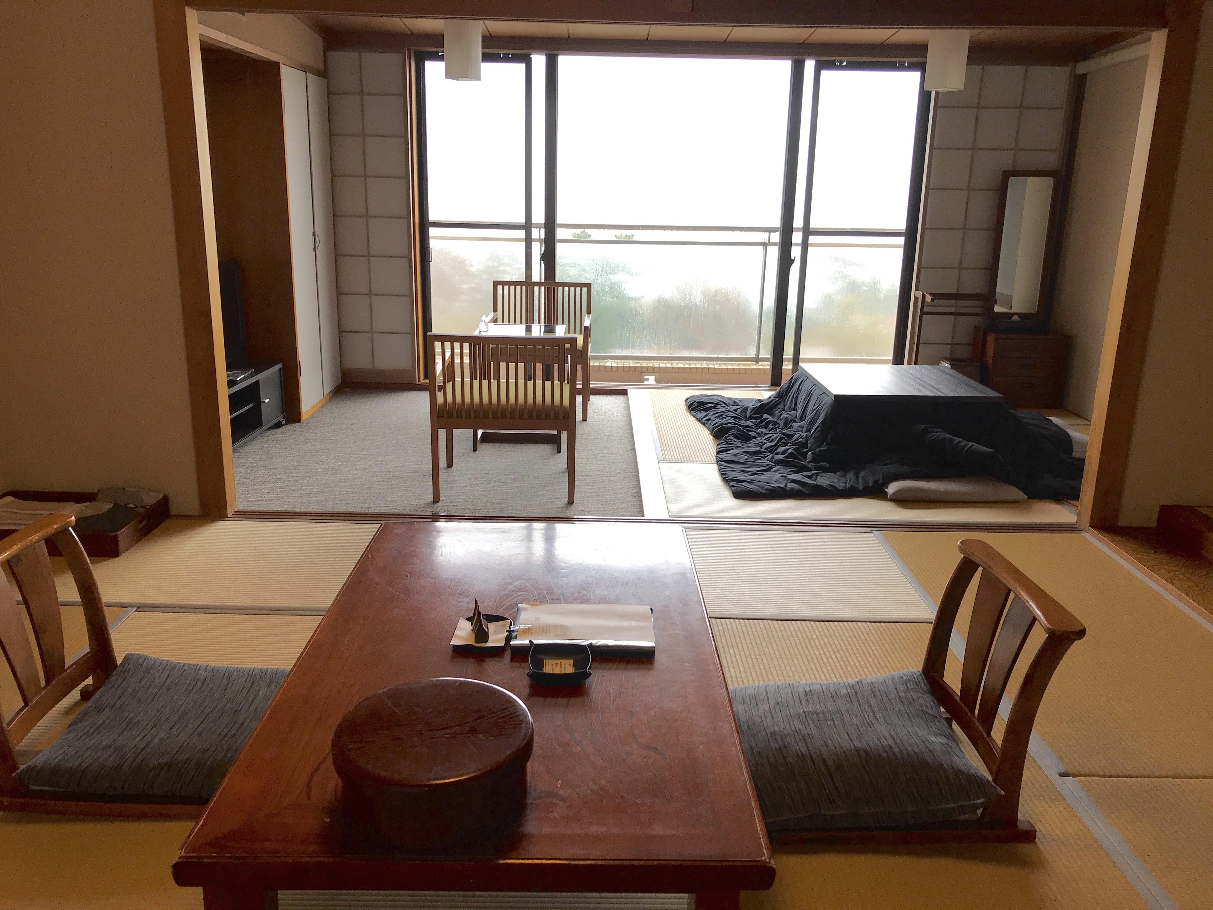箱根強羅深山部屋